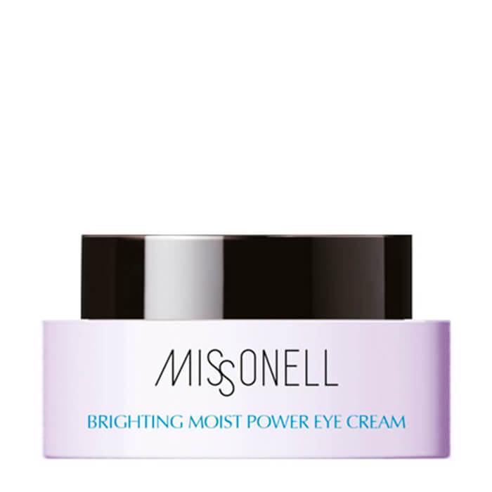 Купить Крем для век Missonell Brightening Moist Power Eye Cream, Осветляющий крем для увлажнения кожи вокруг глаз, Южная Корея