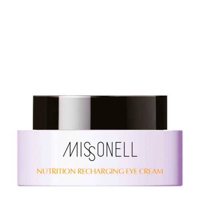 Купить Крем для век Missonell Nutrition Recharging Eye Cream, Восстанавливающий питательный крем для кожи вокруг глаз, Южная Корея