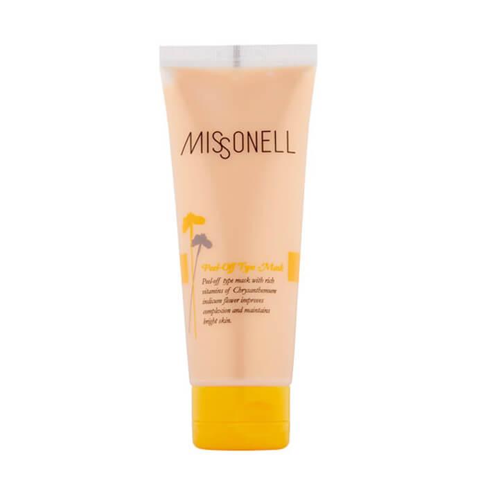 Купить Маска-плёнка Missonell Peel-off Type Mask, Отшелушивающая маска-пленка для очищения пор и улучшения цвета лица, Южная Корея