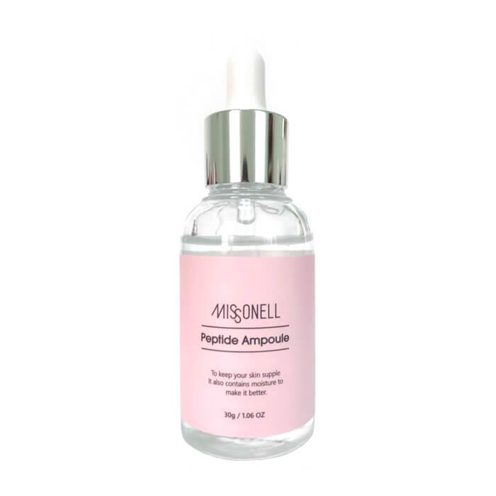 Купить Сыворотка для лица Missonell Peptide Ampoule, Ампульная сыворотка для лица интенсивного действия с пептидами, Южная Корея