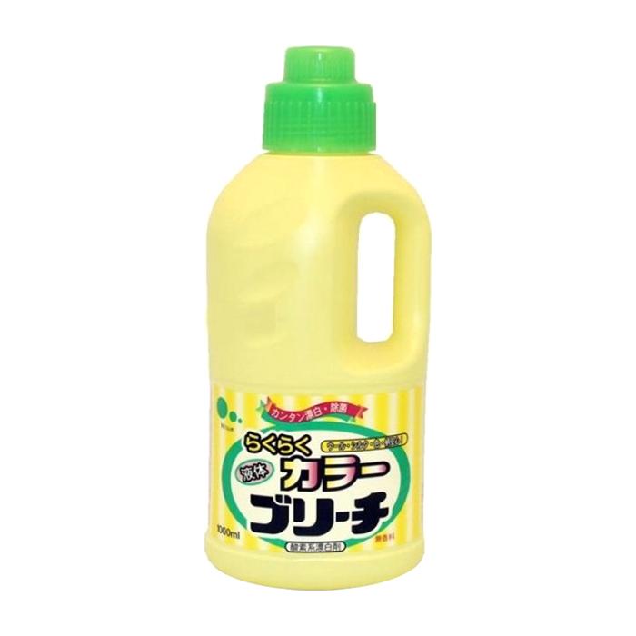 Купить Отбеливатель для белья Mitsuei Color (1 л), Кислородный отбеливатель для цветных вещей и деликатных типов ткани, Япония