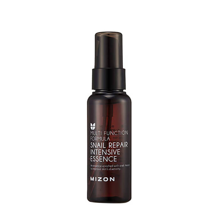 Эссенция для лица Mizon Snail Repair Intensive Essence (50 мл) Восстанавливающая эссенция для лица с муцином улитки и аденозином фото