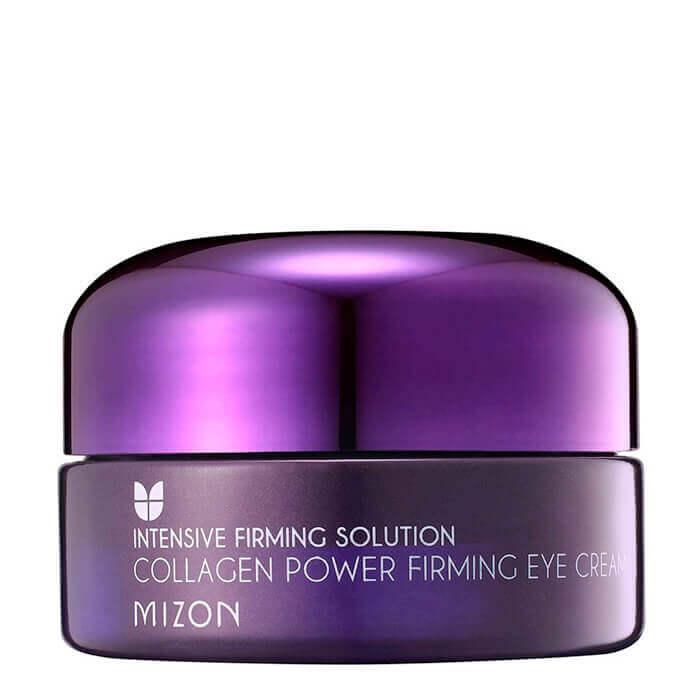 Купить Крем для глаз Mizon Collagen Power Firming Eye Cream, Крем для век и области вокруг глаз от морщин с 42% содержанием коллагена, Южная Корея