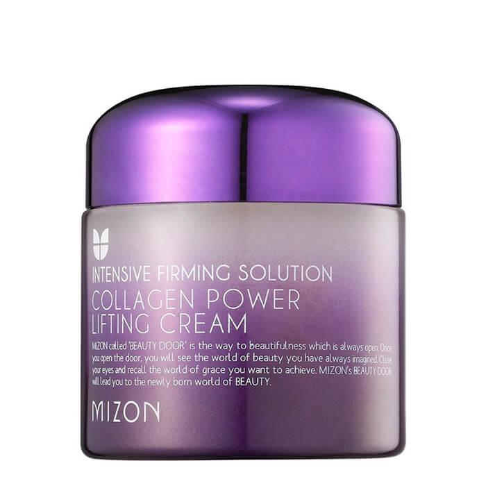 Купить Крем для лица Mizon Collagen Power Lifting Cream, Коллагеновый лифтинг-крем для лица с антивозрастным эффектом, Южная Корея