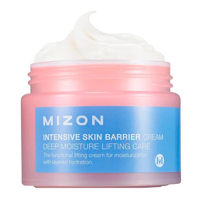 Купить Крем для лица Mizon Intensive Skin Barrier Cream, Интенсивно увлажняющий крем для лица с гиалуроновой кислотой, Южная Корея