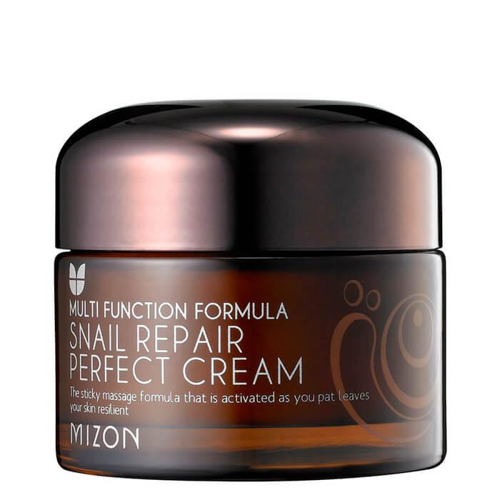 Купить Крем для лица Mizon Snail Repair Perfect Cream, Идеальный крем для лица с экстрактом слизи улитки, Южная Корея