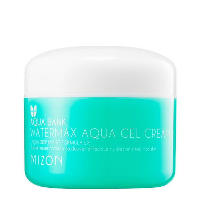 Крем для лица Mizon Water Max Aqua Gel Cream, Лёгкий глубоко увлажняющий гелевый крем для лица, Южная Корея  - Купить