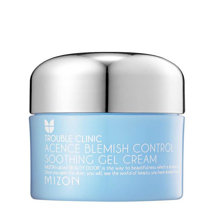 Купить Крем для лица Mizon Acence Blemish Control Soothing Gel Cream, Комплексный гель-крем для проблемной кожи лица, Южная Корея
