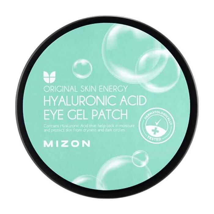 Купить Патчи для век Mizon Hyaluronic Acid Eye Gel Patch, Гидрогелевые патчи для век с гиалуроновой кислотой, Южная Корея