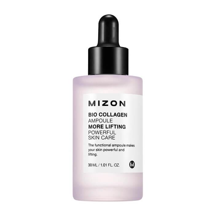 Сыворотка для лица Mizon Bio Collagen Ampoule, Ампульная сыворотка для лица с 50% содержанием коллагена, Южная Корея  - Купить