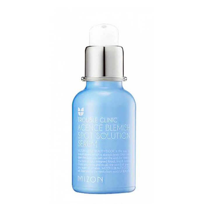Купить Сыворотка для лица Mizon Acence Blemish Spot Solution Serum, Сыворотка для проблемной кожи лица с противовоспалительным эффектом, Южная Корея