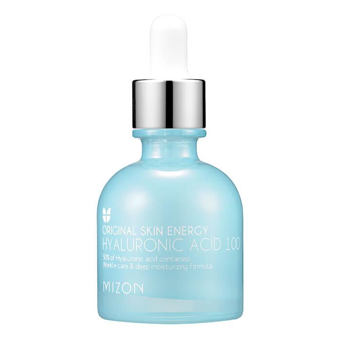 Купить Сыворотка для лица Mizon Hyaluronic Acid 100 Ampoule, Увлажняющий серум для лица с 50% содержанием гиалуроновой кислоты, Южная Корея
