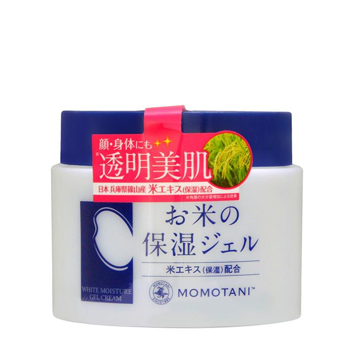 Купить Крем для лица и тела Momotani Rice Moisture Cream, Увлажняющий крем для кожи лица и тела с экстрактом риса, Япония
