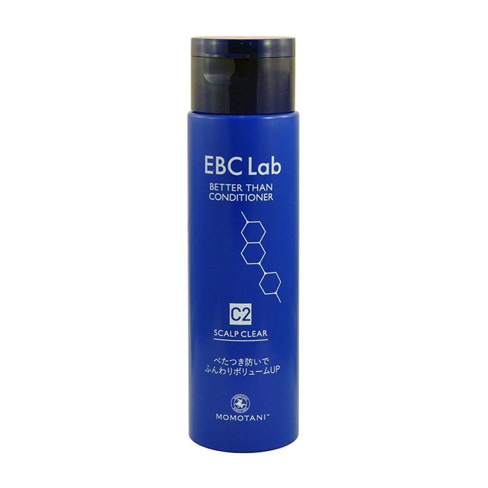 Купить Кондиционер для волос Momotani EBC Lab Scalp Clear Better than Conditioner, Кондиционер для придания объёма волосам и балансирования кожи головы, Япония