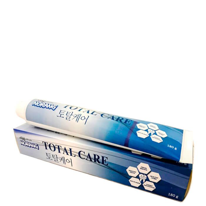 Купить Зубная паста Norang Total Care, Зубная паста для комплексного ухода, Южная Корея