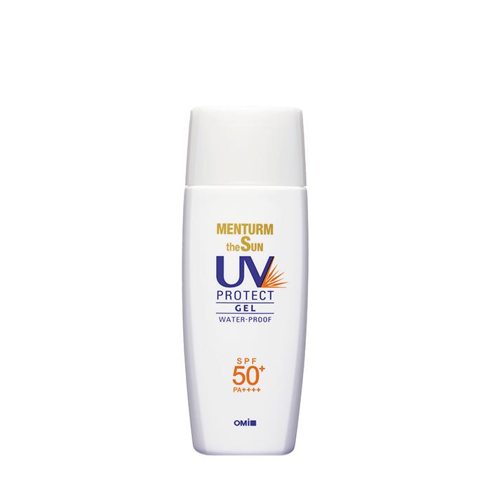 Купить Солнцезащитный гель для лица и тела OMI Brother Menturm the Sun UV Protect Gel, Водостойкий увлажняющий солнцезащитный гель для лица и тела с растительными экстрактами, Япония