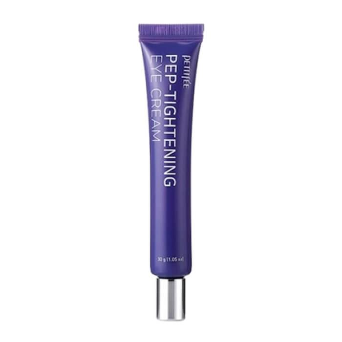 Купить Крем для век Petitfee PEP-Tightening Eye Cream, Антивозрастной крем для век на основе пептидов, Южная Корея