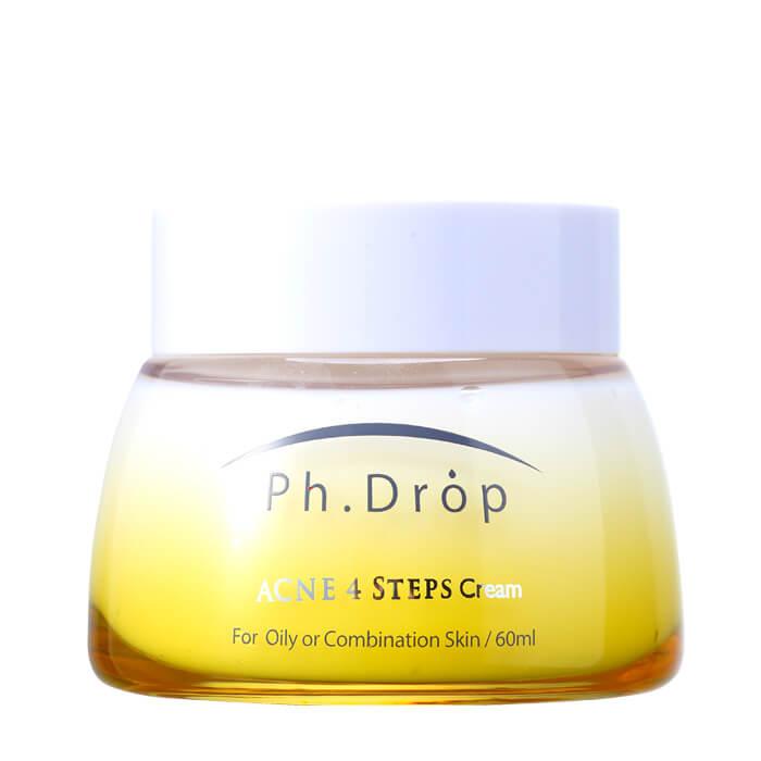 Крем для лица Ph.Drop Acne 4 Steps Cream Увлажняющий крем для лица для борьбы с акне фото