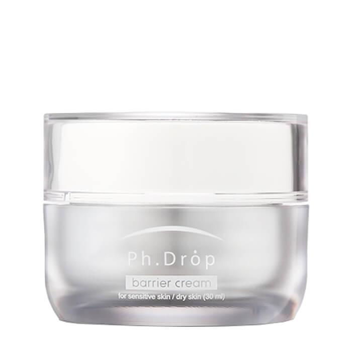 Купить Крем для лица Ph.Drop Barrier Cream, Защитный крем-барьер для сухой и чувствительной кожи лица, Южная Корея