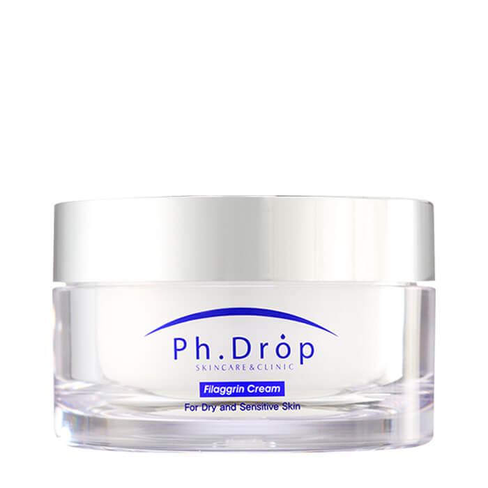 Купить Крем для лица Ph.Drop Filaggrin Cream, Увлажняющий питательный крем для сухой и обезвоженной кожи лица, Южная Корея