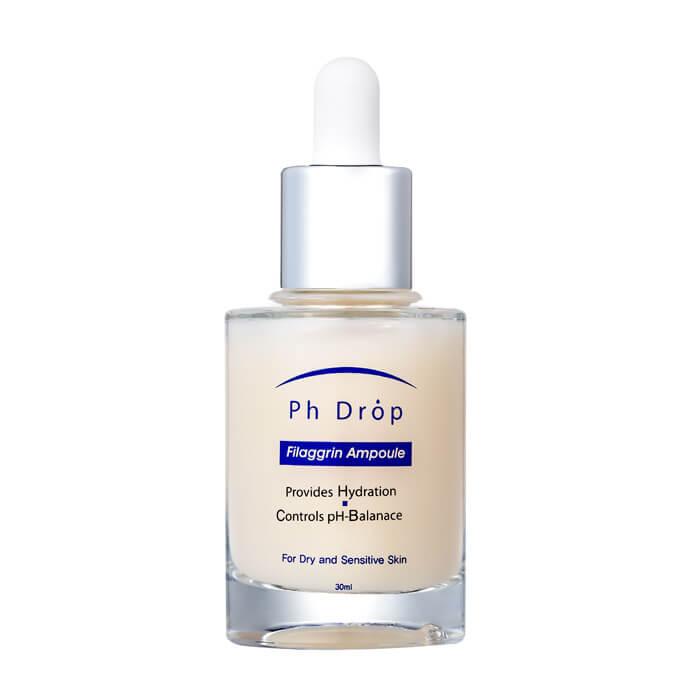 Купить Сыворотка для лица Ph.Drop Filaggrin Ampoule, Увлажняющая сыворотка для сухой и чувствительной кожи лица, Южная Корея