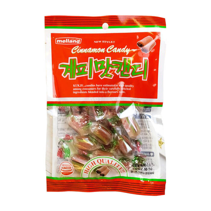 Карамель Kukje Melland Cinnamon Candy