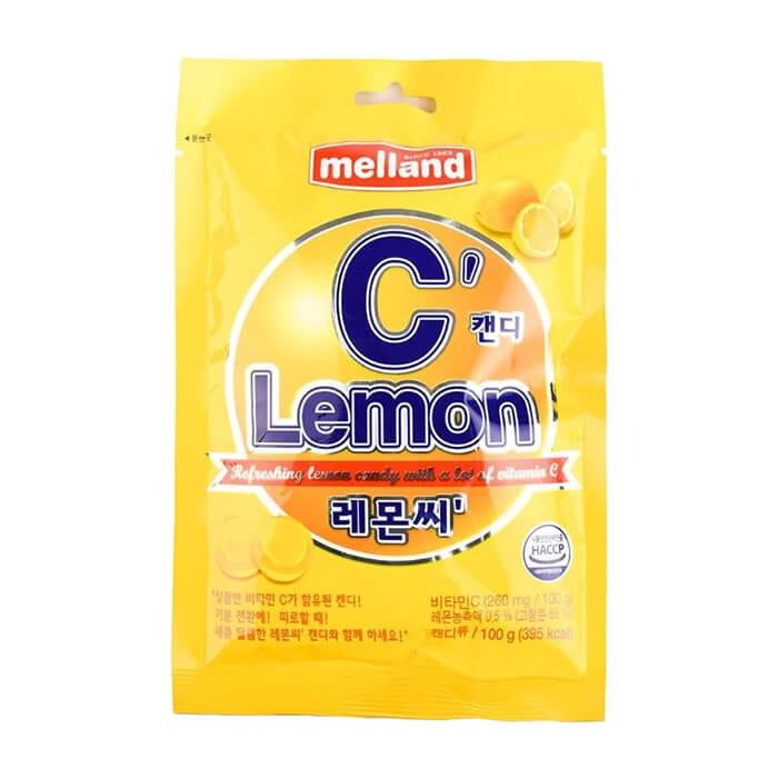 Карамель Kukje Melland Lemon C Candy