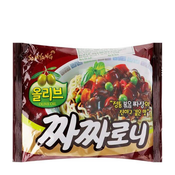 Лапша быстрого приготовления Samyang Chacharoni