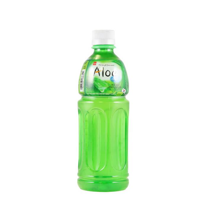 Купить Напиток с соком алоэ Samjin Wang Aloe Dream (500 мл), Безалкогольный освежающий напиток с соком и мякотью алоэ вера, Продукты, Южная Корея