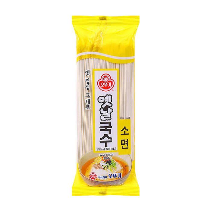 Пшеничная лапша Ottogi Wheat Noodle