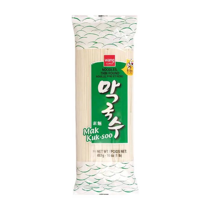 Пшеничная лапша Samjin Wang Mak Kuk-soo Noodles