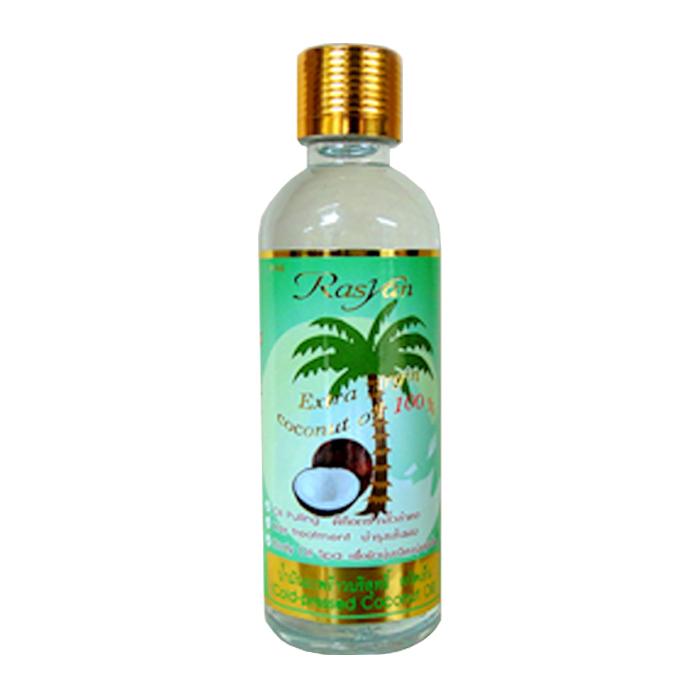 Кокосовое масло Rasyan Extra Virgin Coconut Oil 100% (пластик) 100% натуральное нерафинированное кокосовое масло первого холодного отжима фото
