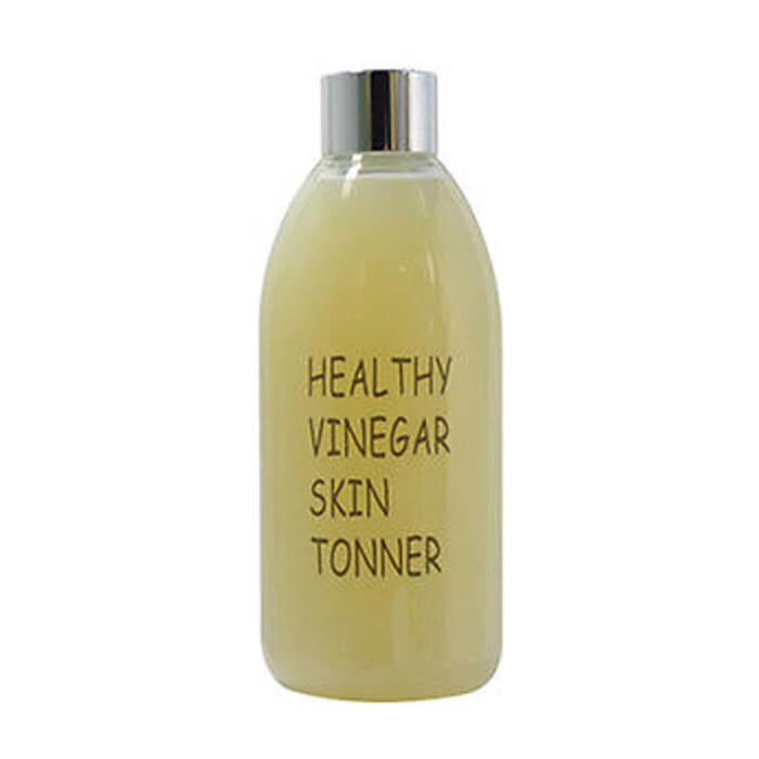 Купить Тонер для лица Realskin Healthy Vinegar Skin Toner (Rice), Уксусный тонер для лица на основе экстракта бурого риса, Южная Корея