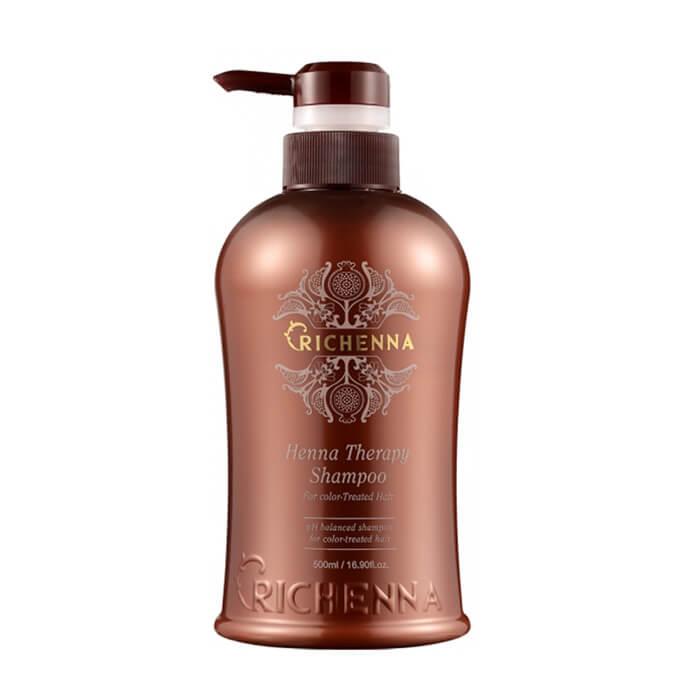 Купить со скидкой Шампунь для волос Richenna Henna Therapy Shampoo