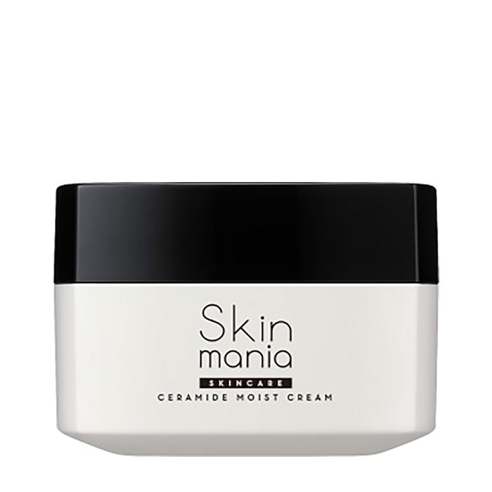 Купить Крем для лица Rosette Skin Mania Ceramide Moist Cream, Увлажняющий крем с двумя видами церамидов для защиты и упругости кожи, Япония