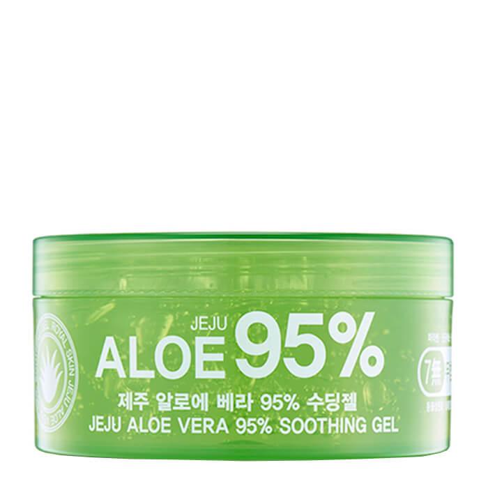 Купить Гель с алоэ Royal Skin Jeju Aloe Vera 95% Soothing Gel, Многофункциональный гель с 95% содержанием экстракта алоэ вера, Южная Корея