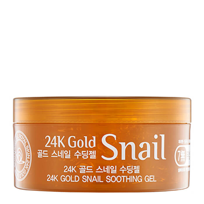 Купить Гель с улиткой Royal Skin 24K Gold Snail Soothing Gel, Многофункциональный гель с фильтратом улиточной слизи, Южная Корея