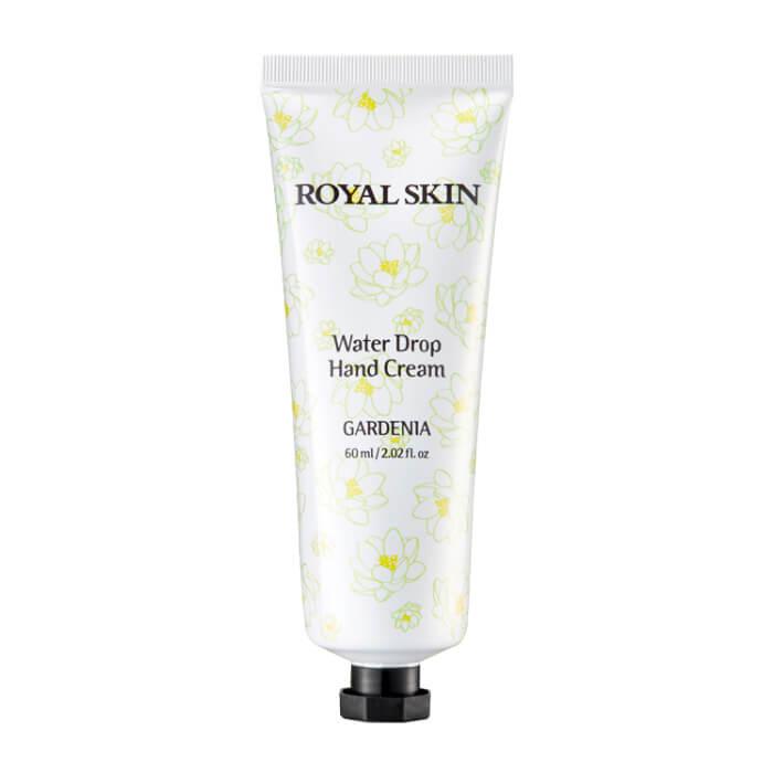 Купить Крем для рук Royal Skin Water Drop Hand Cream - Gardenia, Тающий крем для рук с экстрактом оливы и гардении, Южная Корея