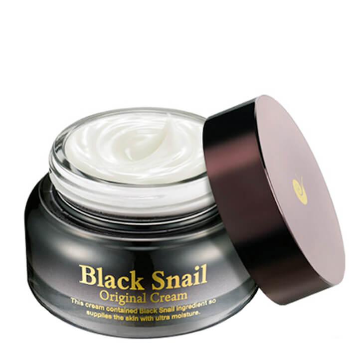 Купить Крем для лица Secret Key Black Snail Original Cream, Премиум крем для лица с 90% содержанием секреции чёрной иберийской улитки, Южная Корея