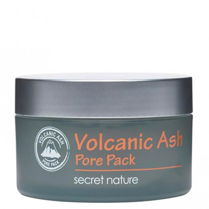 Маска для лица Secret Nature Volcanic Ash Pore Pack Очищающая маска для лица с вулканическим пеплом фото