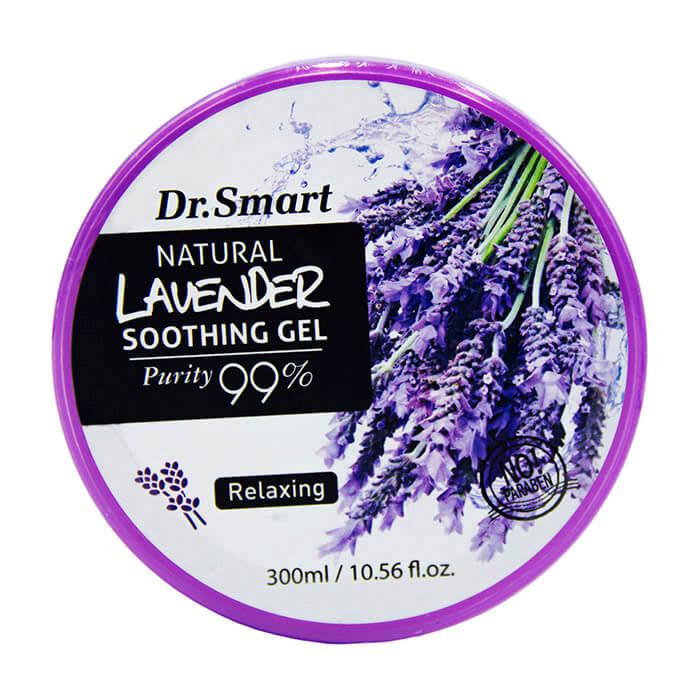 Купить Гель для лица и тела Sense of Care Dr.Smart Natural Lavender Soothing Gel, Многофункциональная гель для кожи лица и тела с высоким содержанием экстракта лаванды, Южная Корея