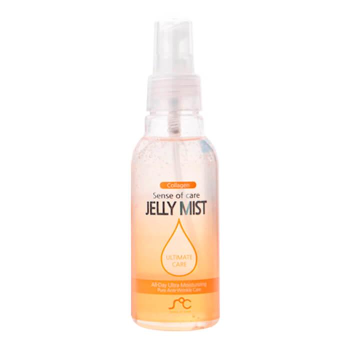 Купить Мист для лица Sense of Care Collagen Jelly Mist, Увлажняющий спрей для лица с коллагеном, Южная Корея
