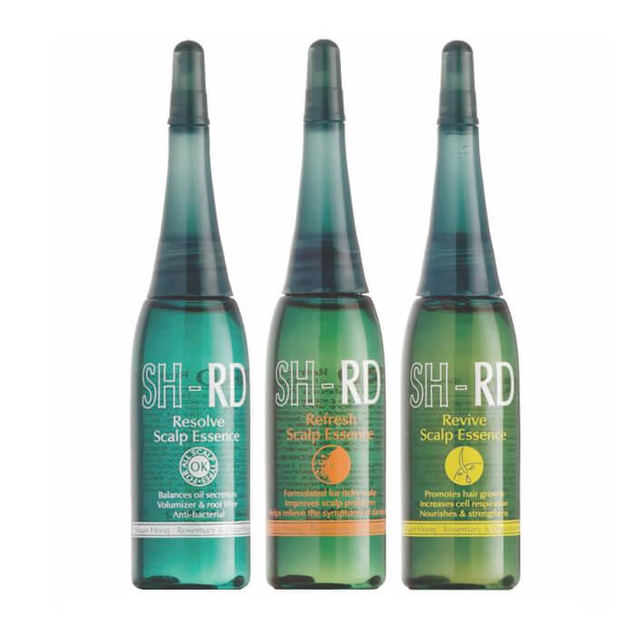 Купить Комплекс для восстановления кожи головы SH-RD R3 Scalp Revival Kit, Три сыворотки для комплексного решения проблем кожи головы, Тайвань