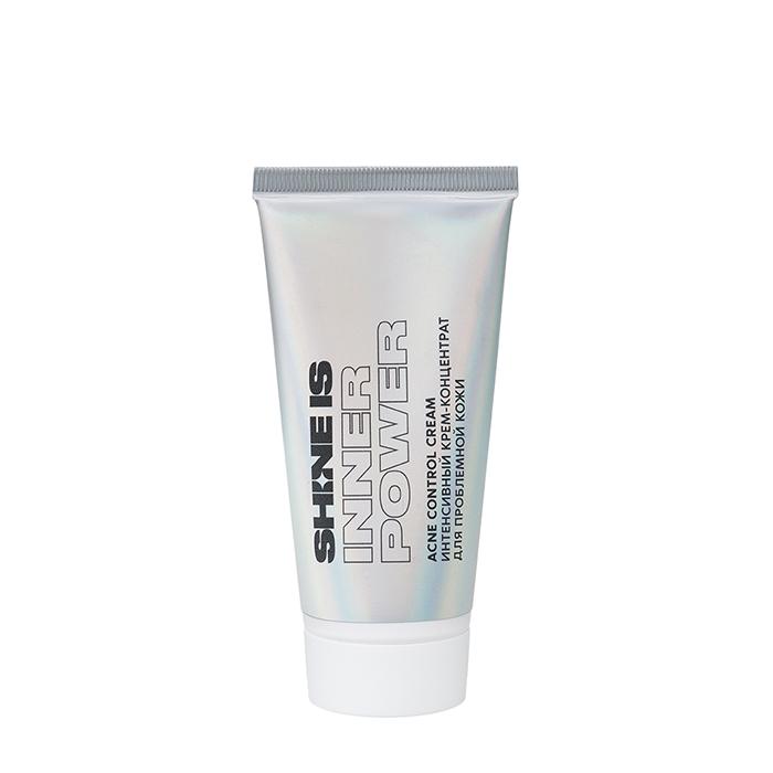 Купить Крем для лица Shine is Acne Control Cream, Крем-концентрат для кожи лица с противовоспалительным действием, Россия