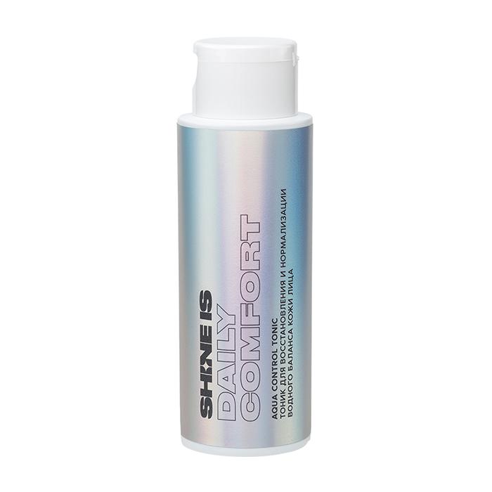Купить Тоник для лица Shine is Aqua Control Tonic, Тоник для восстановления и нормализации водного баланса кожи лица, Россия