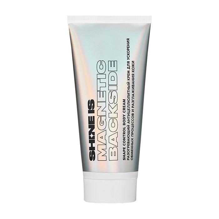 Купить Крем для тела Shine is Shape Control Body Cream, Разогревающий антицеллюлитный крем с мощным действием для гладкости кожи тела, Россия