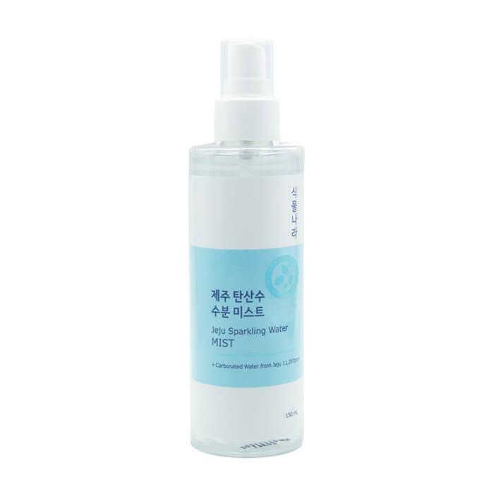 Купить Мист для лица Shingmulnara Jeju Sparkling Water Mist, Увлажняющий мист для кожи лица с термальной водой острова Чеджу, Южная Корея