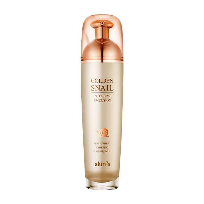 Купить Эмульсия для лица Skin79 Golden Snail Intensive Emulsion, Антивозрастная эмульсия для лица с фильтратом слизи улитки, Южная Корея