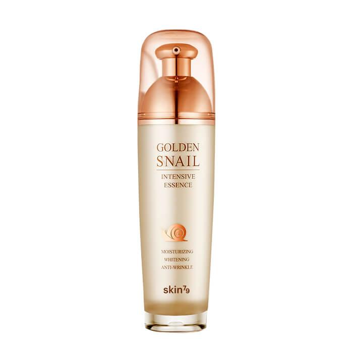 Купить Эссенция для лица Skin79 Golden Snail Intensive Essence, Антивозрастная эссенция для лица с фильтратом слизи улитки, Южная Корея