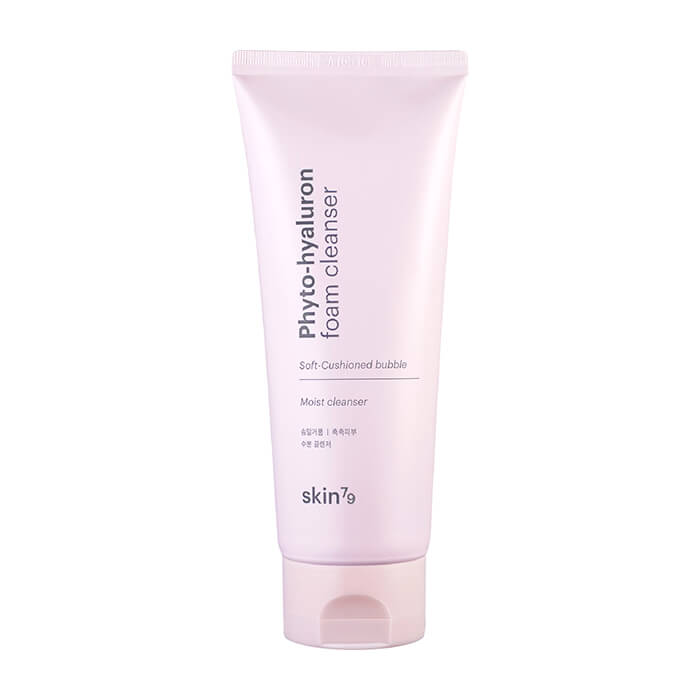 Купить Пенка для умывания Skin79 Phyto-Hyaluron Foam Cleanser, Очищающая пенка для умывания кожи лица с фито-гиалуроном, Южная Корея